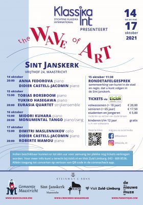 Wave of Art